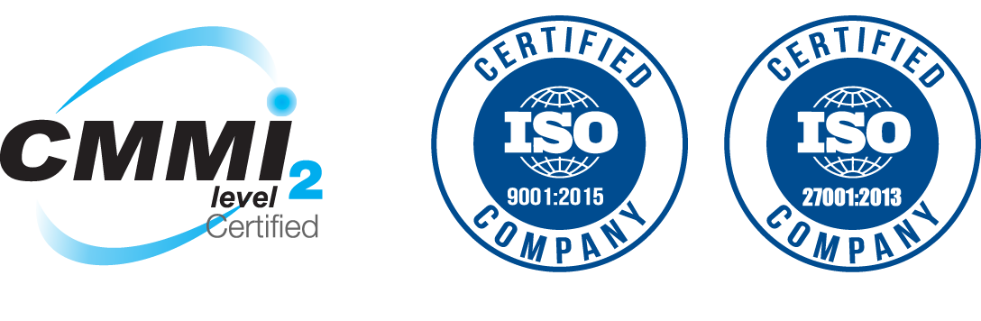 CMMI and ISO certification